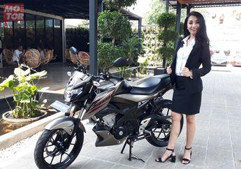 Enggak Nyangka, Suzuki Targetkan Penjualan Selangit Buat GSX-150 Bandit