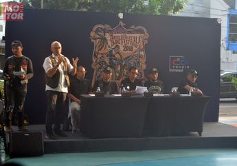 4 Komunitas Ternama Indonesia Bakal Gelar Bikers Camp And Beach Carnival