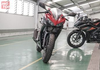 Wah, Honda CBR 150 Terbaru Thailand Akan Jauh Lebih Keren dari Versi indonesia?