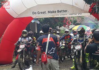 Modal Rp 50 Ribu, Pria Ini Dapat Motor Honda Supra Fit  di Hari Sumpah Pemuda