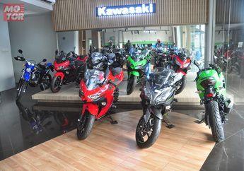 Lengkap! Ini Motor-motor yang Akan Dipamerkan Oleh Kawasaki di IMOS 2018