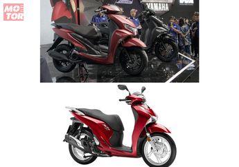 Honda SH150i Lebih Mahal Rp 17 Jutaan Dibanding Yamaha FreeGo, Konsumen Dapat Apa?