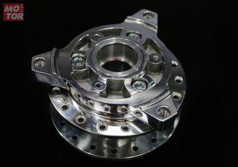 Enggak Sah Modifikasi Yamaha Lexi Tanpa Komponen Ini, Auto Kinclong!