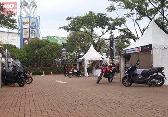 Sehari Parade Test Drive dan Ride GridOto.com Ada Belasan Transaksi