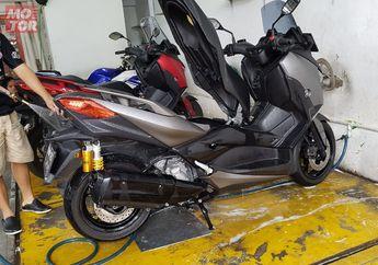 Awas, Cuci Motor Pakai Air Bertekanan Tinggi Ternyata Banyak Ruginya