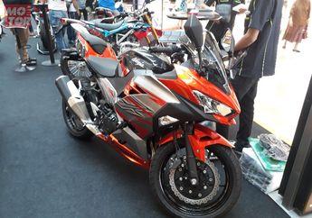 Wah, Menggiurkan Banget Cicilan Kredit 3 Model Kawasaki Ninja 650 ABS, Mulai Dari Rp 4 Jutaan