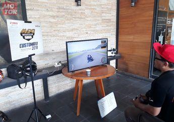 Customaxi Yamaha 2018 Gelar Kompetisi Game MotoGP PS4, Seru!