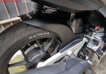 Cara Mudah Pasang Sepatbor Kolong di Honda Vario 150, Anti Nyiprat!
