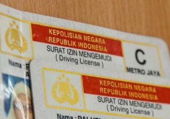 Heboh, Wacana SIM Akan Dibuat Seumur Hidup, Begini Tanggapan Kepolisian