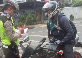 Peringatan Buat Bikers, Pemotor Paling Diincar Saat Razia Di Kota Ini