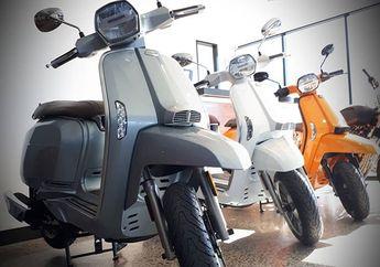 Lambretta Akan Masuk Ke Indonesia, Modelnya Bikin Kesengsem!