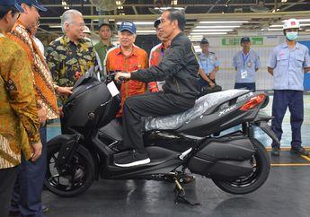 Laris Manis Nih Motor Buatan Indonesia di Luar Negeri, Apa Ya?