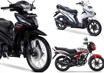 Pilihan Motor Baru Harga 13 Jutaan, Dari Tipe Skutik Sampai Sport!