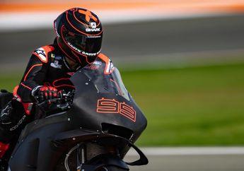 Waduh! Belum Juga Balap, Jorge Lorenzo Udah Bikin Pusing Teknisi Honda