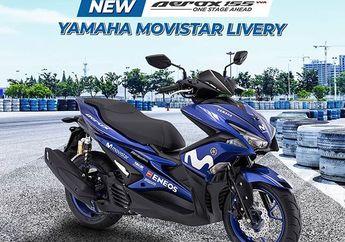 Akibat Warna, Yamaha Aerox R-Version Ini Harganya Paling Murah