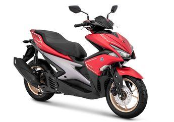 Wuih, 6 Warna Baru Yamaha Aerox 155 VVA, Sangar Banget!