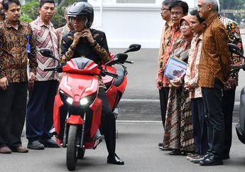 Sadar Gak? Ribuan Motor Listrik Sudah Wara-wiri Mengaspal di Indonesia, Paling Banyak di Mana?