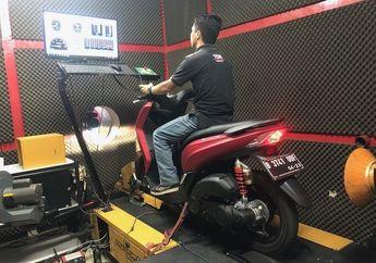 Sadis, Bore Up Yamaha Lexi Tenaganya Tembus Segini, PnP Pula