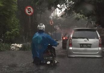 Jangan Asal Terobos Banjir Kalau Air Sudah Sentuh Bagian Ini