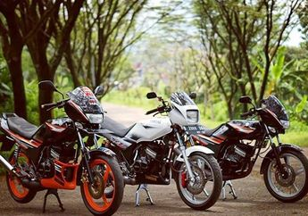 Tergantung Kondisi, Segini Harga Pasaran Yamaha RX-Z Siap Tempur