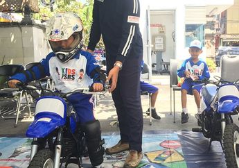 Patut Dicontoh Nih, Cara Yamaha Flagship Store Denpasar Bina Biker Cilik
