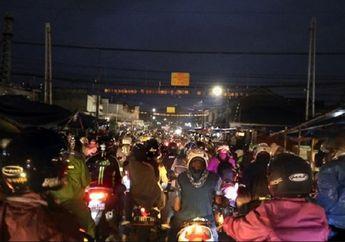 Bandung Berisik, Konvoi Motor Pakai Knlapot Brong Sebelum Sahur, Masyarakat Resah