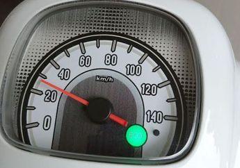 Enggak Beda Mata Cewek, Kedipan Lampu di Speedometer Honda Scoopy FI Juga Ada Maksudnya
