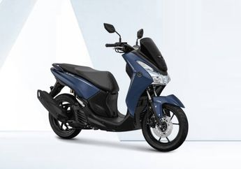 Cara Gampang Supaya Naik Yamaha Lexi Enggak Bikin Kaki Jadi Pegal Linu