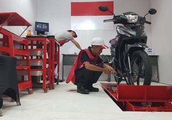 Wah Ada Apa Nih? 8 Negara Tekhnisi Honda Mendadak Datangi Training Center MPM