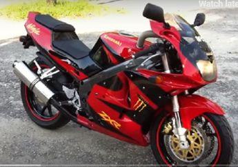 Sangar Banget, Ini Video Raungan Knalpot Mesin 4 Silinder Kawasaki Ninja 250