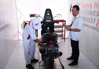 Wuihh... AHM Bidik Gelar Mekanik Terbaik Se-Asia Oceania