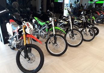 Simak Contekan Saat Membeli Kawasaki KLX150 Seken, Awas Menyesal Belakangan!