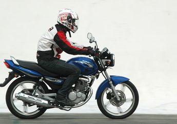 Suzuki Thunder 125 Bore Up 157 cc, Lari Kencang tapi Aman Diajak Touring
