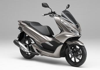 Honda PCX di Jepang Ada 5 Model, Mana Yang Tidak Ada di Indonesia?