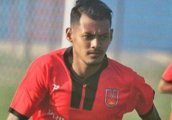 Nahas! Pemain Bola yang Diberi Sanksi Oleh PSSI ini Tabrakan dengan Bus Saat Naik Motor