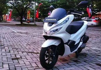 Honda Siapkan PCX Terbaru, Speknya Bikin Torsi Motor PCX Bensin Kalah Jauh