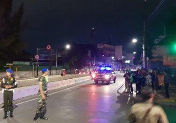 Proyektil Berhamburan, Pelaku Penembakan Perwira TNI Kejar-kejaran dengan Polisi, Satu Motor Rusak