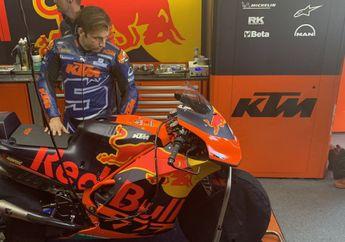 Tampil Bagus Bersama Tim Satelit Yamaha, Johann Zarco Menyesal Pindah ke KTM?