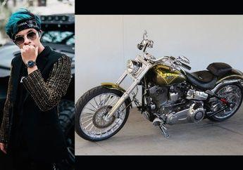 Baru Dibeli 2 Minggu, Harley-Davidson Atta Halilintar Bermasalah di Top Speed
