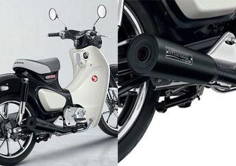 Harga Knalpot Motor Bebek Honda Ini Tembus Rp 13 Juta, Apa Hebatnya?