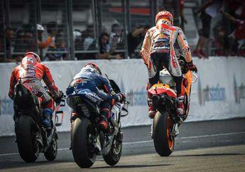 Sengit di Tikungan Akhir, Ciri Khas MotoGP Thailand, Terulang Tahun Ini?
