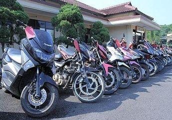 Daftar Motor Sitaan Curanmor di Polres Bogor, Buruan Cek Ada BeAT Sampai NMAX