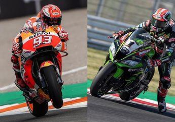Membandingkan Motor Balap MotoGP vs World Superbike, Lebih Cepat Mana?