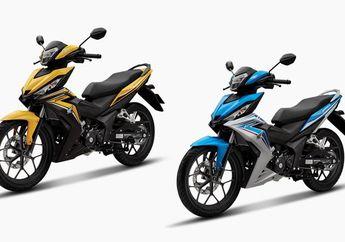 Mantul! Honda Supra GTR150 Vietnam Pilihan Warnanya Ngejreng, Harga Mahal Mana dengan Indonesia?
