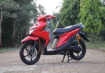 Sudah Berumur Setahun, Suzuki Siapkan Tampilan Terbaru untuk Nex II
