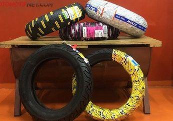 Ini Dia Pilihan Ban Motor Pelek Ring 12 Inci