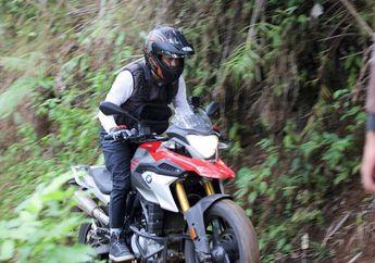 Enggak Cuma Modifikasi Shogun, Ariel Noah Doyan Motor Adventure