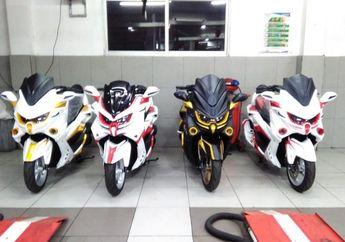 Viral Motor Yamaha NMAX Predator Dijual Murah, Bagaimana Aturan Modifikasi yang Aman Menurut Polisi?