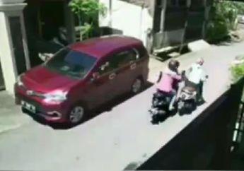 Modal Motor Matic, Dua Pelaku Jambret Sekaligus Pengendar Narkoba Gak Berkutik Diringkus Polisi
