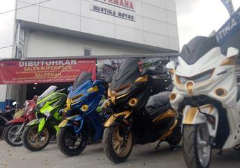 Cukup Bawa KTP ke Dealer, Yamaha NMAX Modifikasi Predator Bisa Dibawa Pulang